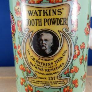 Watkins Heritage Collection MUG Tooth Powder, VTG